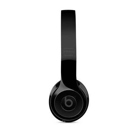Apple Beats by Dr. Dre Beats Solo3 Wireless Hoofdband Stereofonisch Bedraad Zwart mobielehoofdtelefoon
