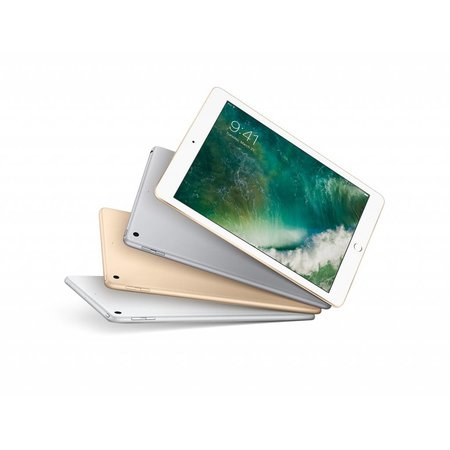 Apple Apple iPad 128GB Zilver tablet