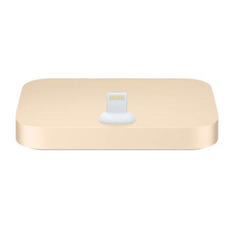 Apple Apple iPhone Lightning Dock - Goud