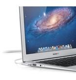 Apple Apple MagSafe / MagSafe 2 MagSafe MagSafe 2 Wit kabeladapter/verloopstukje