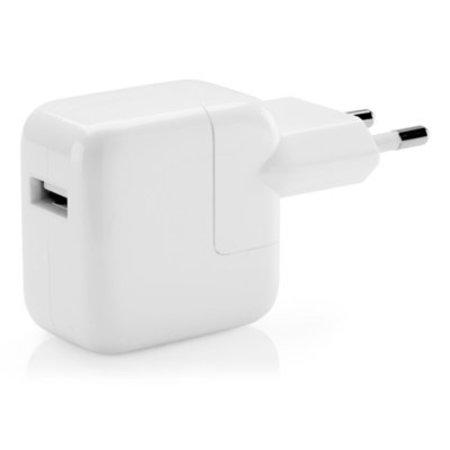 Apple Apple 12W USB Binnen Wit oplader voor mobiele apparatuur