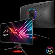 "ASUS 81,1cm (32"")   XG32VQ Curved FreeSync UHD DP+HDMI Lift*"