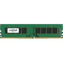 DDR4  4GB PC 2400 CL17  Crucial Single Rank retail
