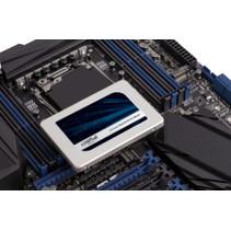 "SSD  525GB Crucial 2,5"" (6.3cm) MX300 SATAIII retail"