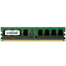 DDR3  4GB PC 1600 CL11  Crucial Single Rank bulk