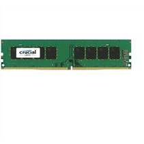DDR4  8GB PC 2133 CL15  Crucial Single Rank retail