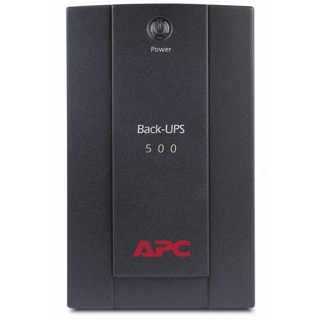 APC APC Back-UPS 500VA noodstroomvoeding 3x C13