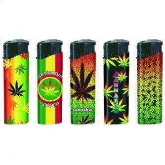 Aansteker Cannabis