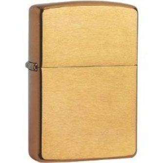 Zippo Brass Mat