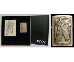 Zippo 2 x Egyptian Collectors Edition