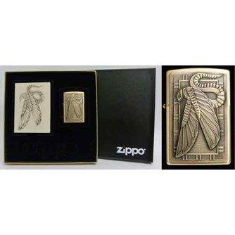 Zippo 2 x Egyptian Collectors Edition