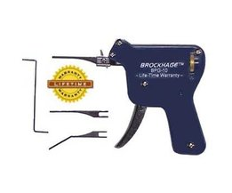 Brockhage BPG-15 Lockpick Gun Downward
