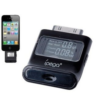 iPega Alcoholtester iPhone 4, 4s en iPod 3