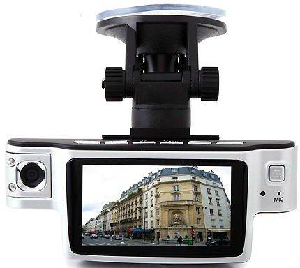 Dual Dashcam GU-DVH001