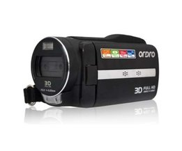 Ordro 3.2 inch LCD 1080P Full HD 3D Camcorder