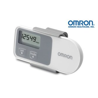 Omron Stappenteller Walking Style One 2.0 Wit