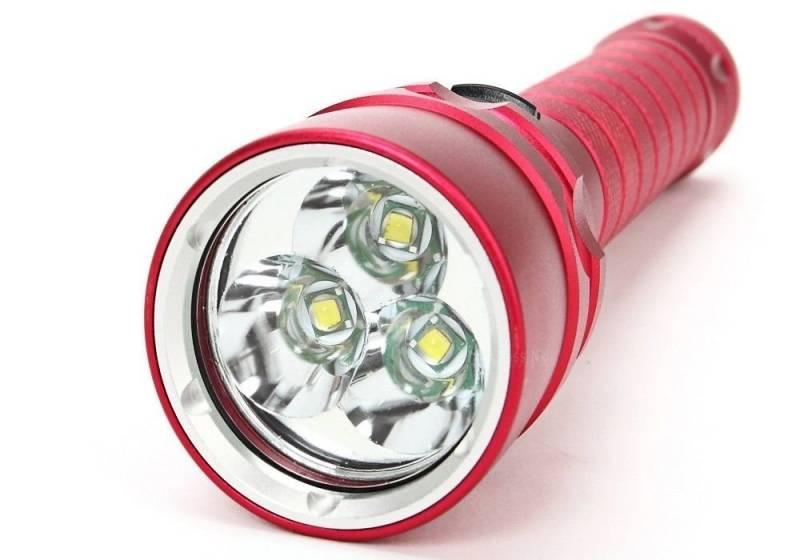 Zaklamp Rood Licht : Led zaklamp kopen? tech66
