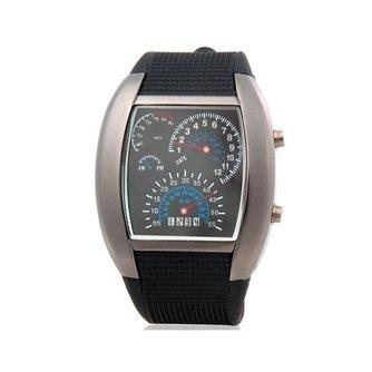 LED Horloge Dashboard