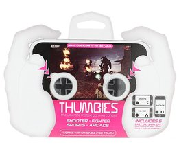 Thumbies Button Gaming Control voor Smartphones en Tablets