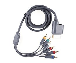 Premium Component Video en Audio AV-Kabel Xbox 360