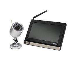 Draadloze Babyfoon met LCD Scherm