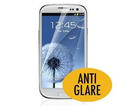 2x Screenprotector Samsung Galaxy S3 Anti-Glare