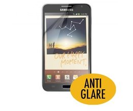 2x Screenprotector Samsung Galaxy Note Anti-Glare