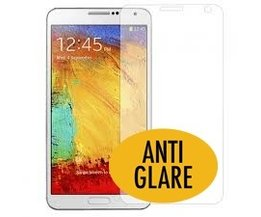 2x Screenprotector Samsung Note 3 N9000 Anti-Glare