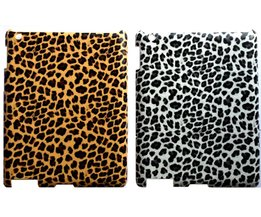 Hard Case Panter Print voor iPad