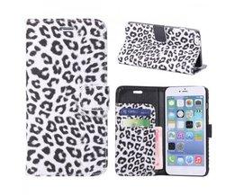 iPhone 6 Luipaard Flip Cover
