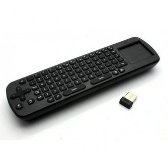 Measy Air Mouse + Toetsenbord RC12 Android
