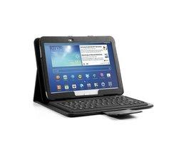 Samsung Galaxy Tab 3 10.1 inch Toetsenbord met Leren Case