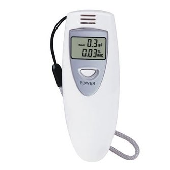 Digitale Alcoholtester Gadget