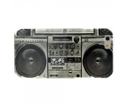 Boombox iPhone 6 Hoesje