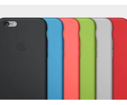 Silicone iPhone 6 Plus Cover