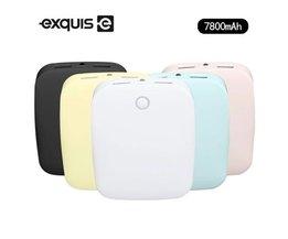 Exquis Powerbank 7800mAh