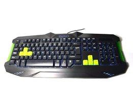 DeKey MX500 Gaming Keyboard + Muis