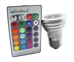 Spot LED Lamp met Afstandsbediening