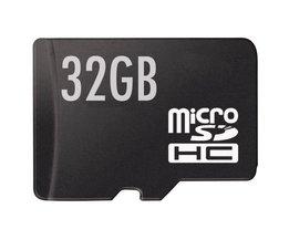 Micro SD Kaart HC 32GB