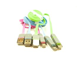 Exquis USB Lightning voor Apple / Micro-USB