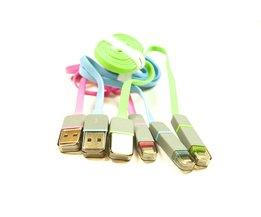 Exquis USB Lightning voor Apple / Micro-USB