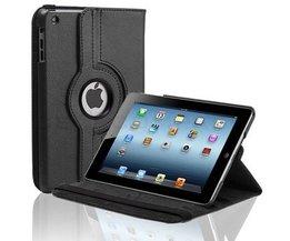 Lederen 360 Cover voor iPad Mini