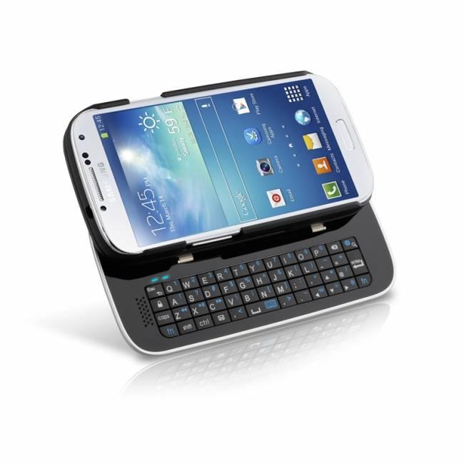 Slide Out Toetsenbord Samsung Galaxy S4