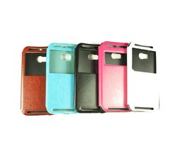 HTC ONE M8 View Flip Case