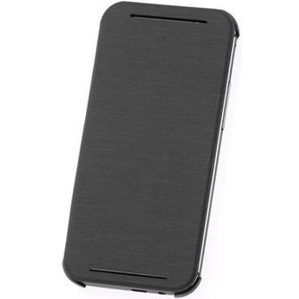 HTC ONE Mini Flip Case Leder