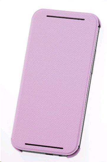 HTC ONE Mini Flip Case Leder