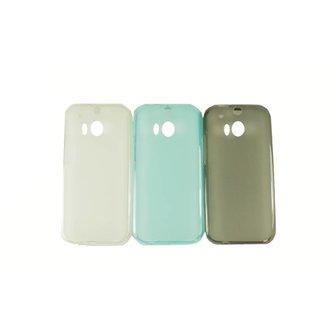 HTC ONE Mini Soft Plastic Cover