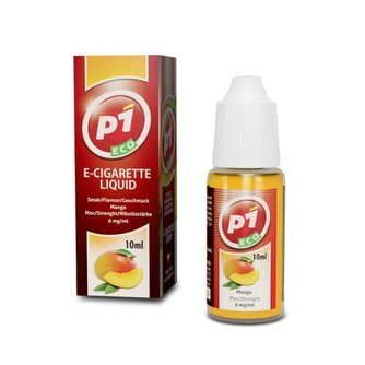 P1 E-Liquid Mango