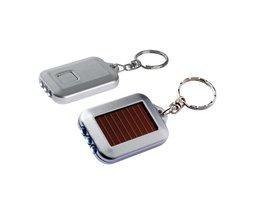 LED Sleutelhanger Lampje op Zonne-Energie