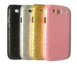 Glitter Hard Case Samsung Galaxy Note 2